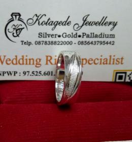 Cincin Perak 95% RP-026