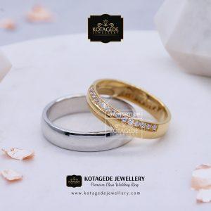 Jual Cincin Nikah Emas