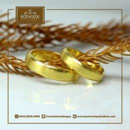 Cincin Kawin Emas Yogyakarta M005YG