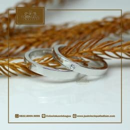 Cincin Kawin Muslim P029WG