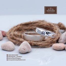cincin couple doff glossy
