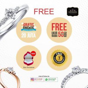 Fasilitas Free Belanja di Kotagede Jewellery