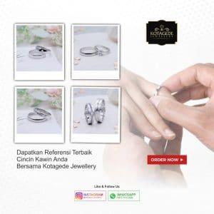 Cincin Kawin Kotagede Jewellery