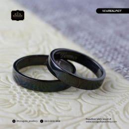 Model cincin emas 18 karat