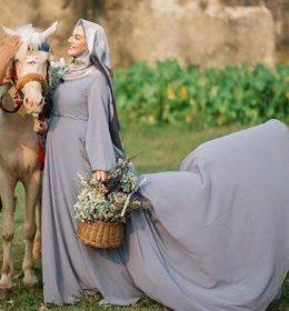 alasan irish bella berhijab