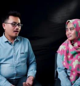 pasangan pengidap HIV