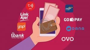 gunakan e-money