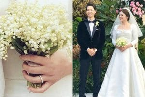pernikahan song-song couple