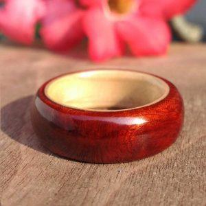 jenis cincin kayu