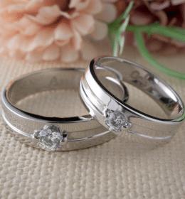 Yuk Kenali Cincin Pernikahan Palladium Untuk Moment Indahmu