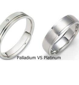 Bedanya Palladium Dan Platinum Untuk Bahan Cincin
