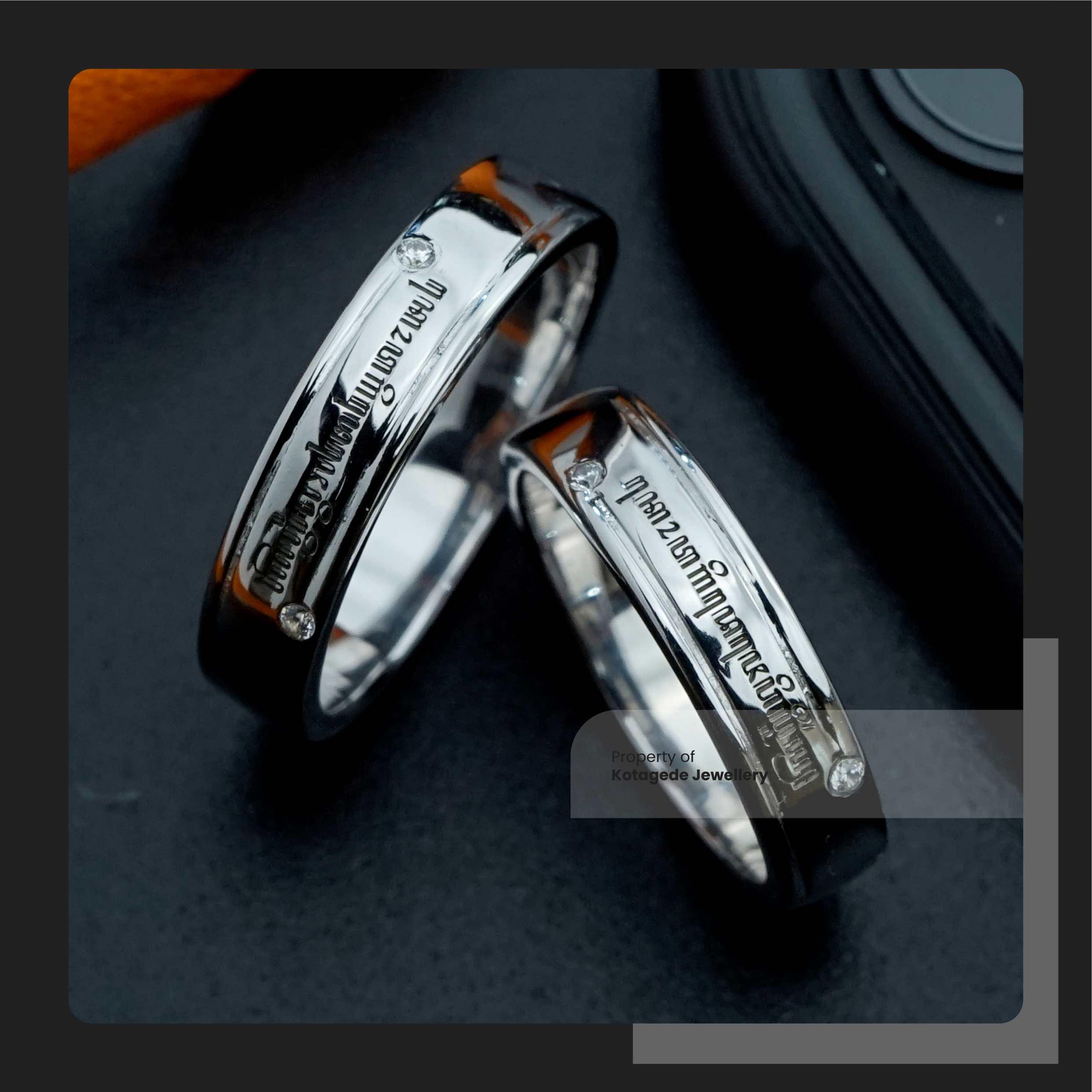 cincin kawin custom palladium laser jawa