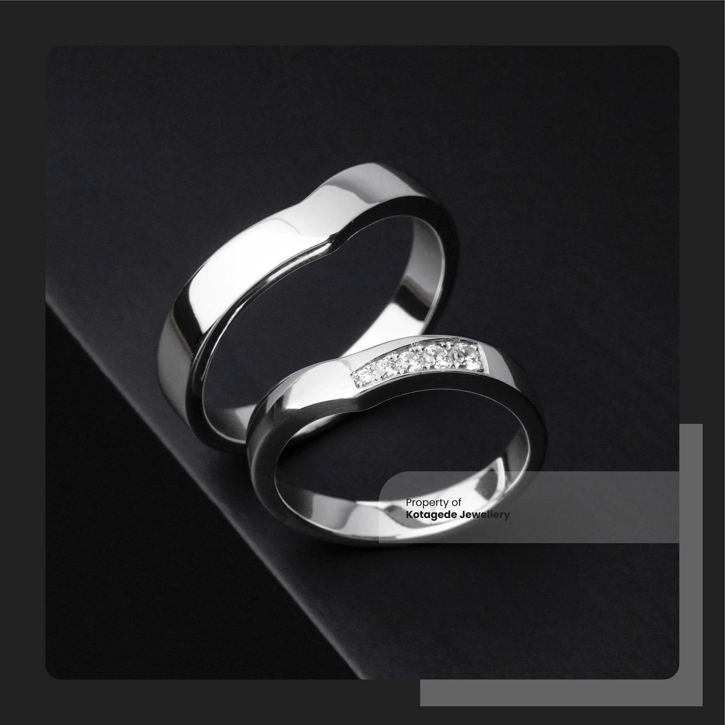 cincin kawin custom platidium