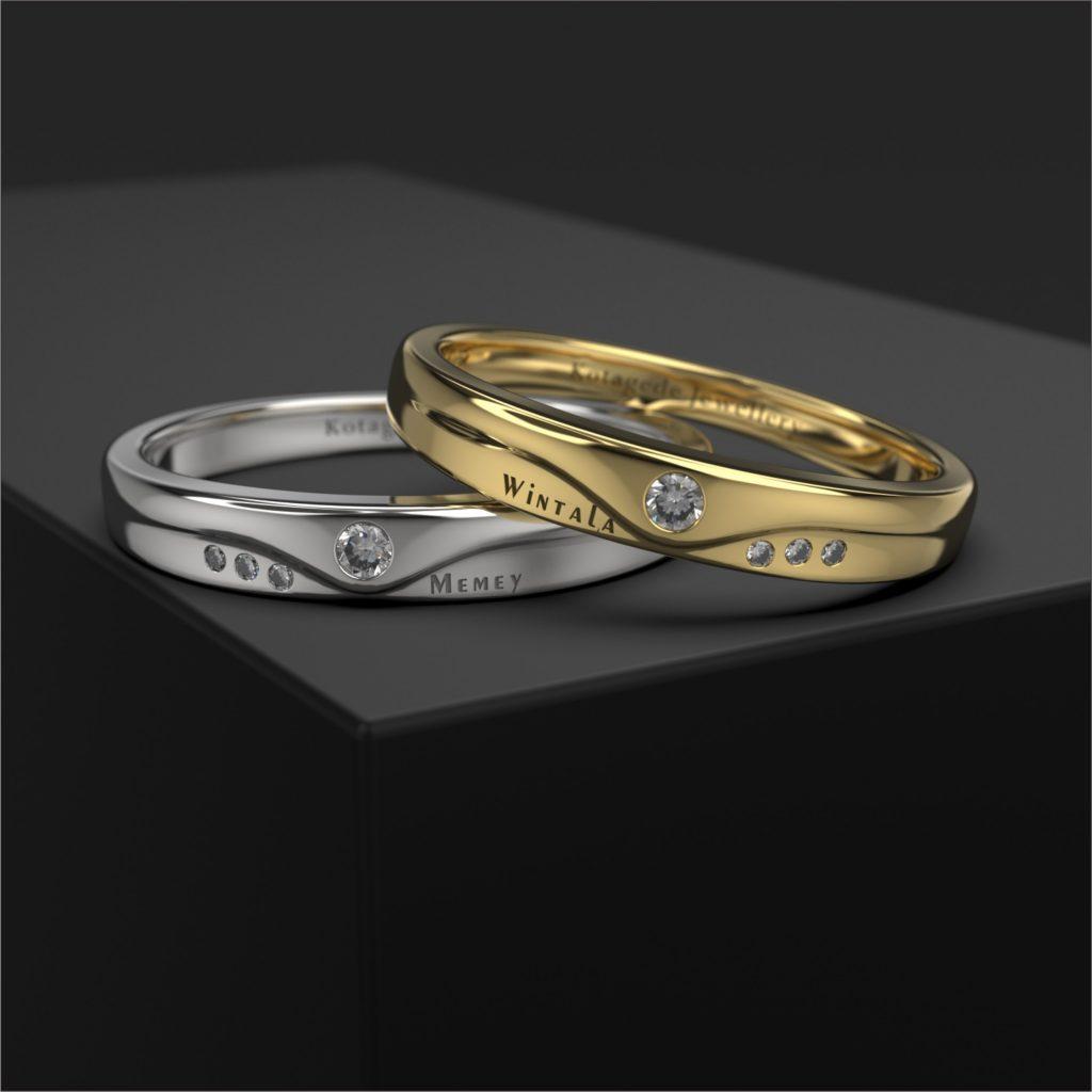 cincin kawin platidium laser