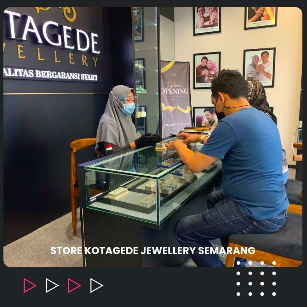 customer store kotagede jewellery Semarang